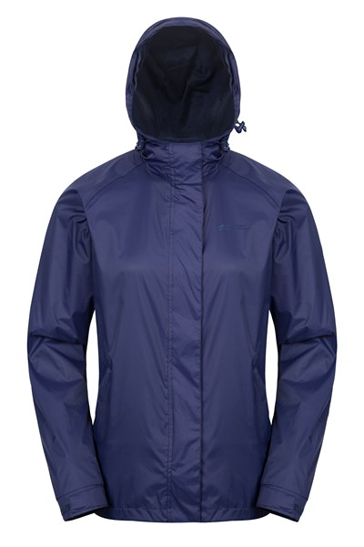 Torrent Womens Waterproof Jacket - Navy