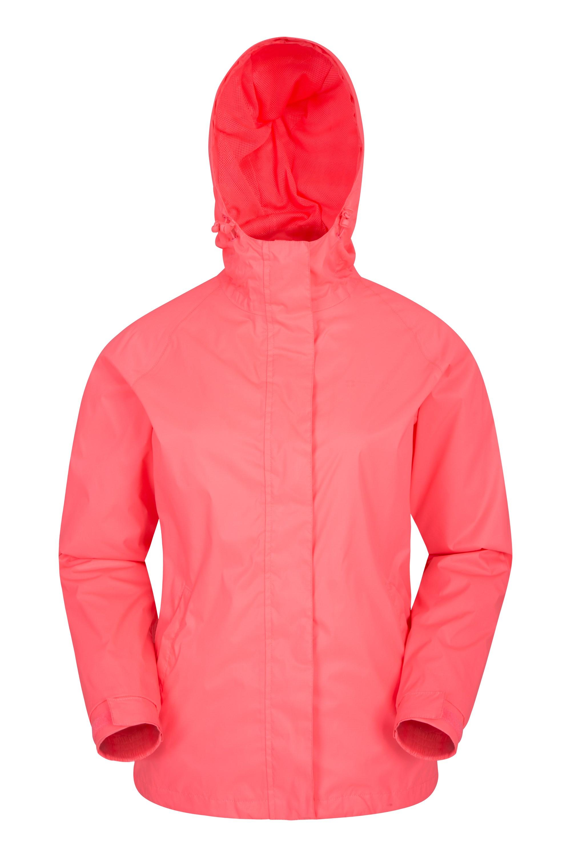Torrent Womens Waterproof Jacket - Pink