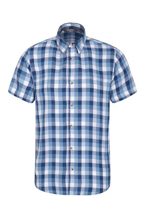 Chemise à Manches Courtes Weekender Hommes