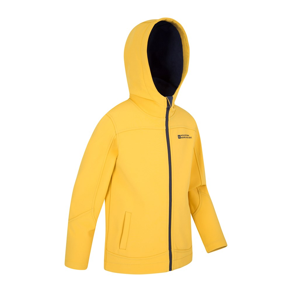 Mountain-Warehouse-Kids-Softshell-Jacket-Hooded-Fleece-Lined-Boys-Girls-Coat thumbnail 70