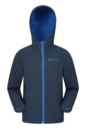 Exodus Kids Water Resistant Softshell