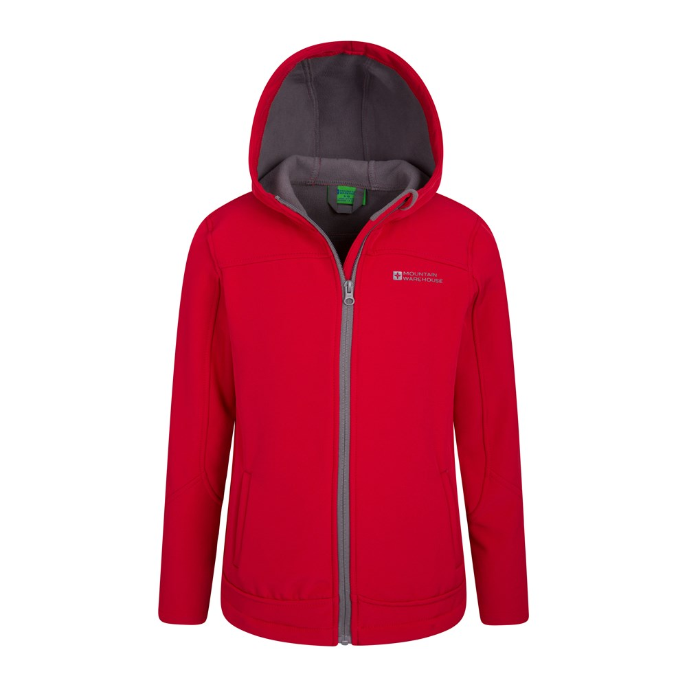Mountain-Warehouse-Kids-Softshell-Jacket-Hooded-Fleece-Lined-Boys-Girls-Coat thumbnail 67