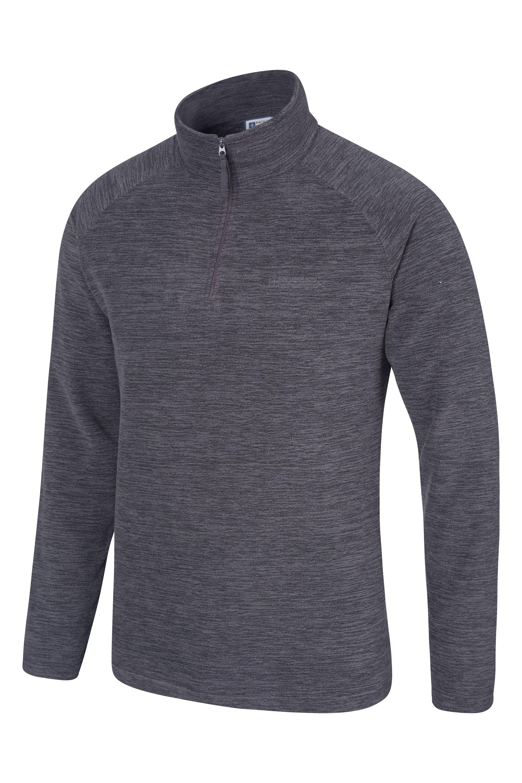 Snowdon Mens Micro Fleece | Mountain Warehouse US