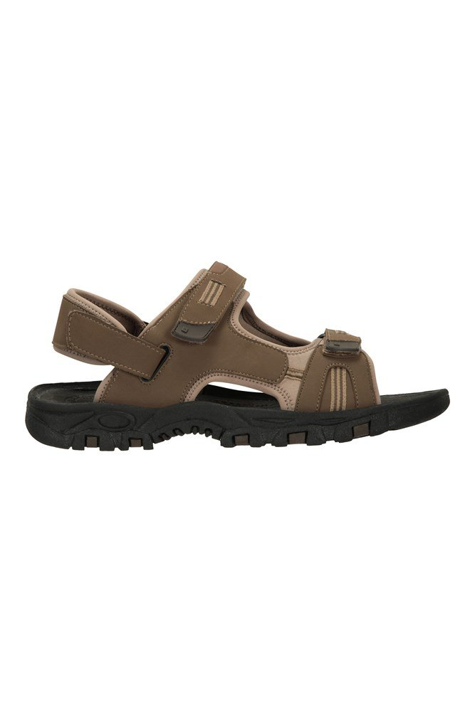 Phylon Midsole Beach Shoes Suede Upper Mountain Warehouse Z4 Mens Sandals Hook /& Loop Strap Walking Neoprene Lining Summer Shoes for Spring Travelling