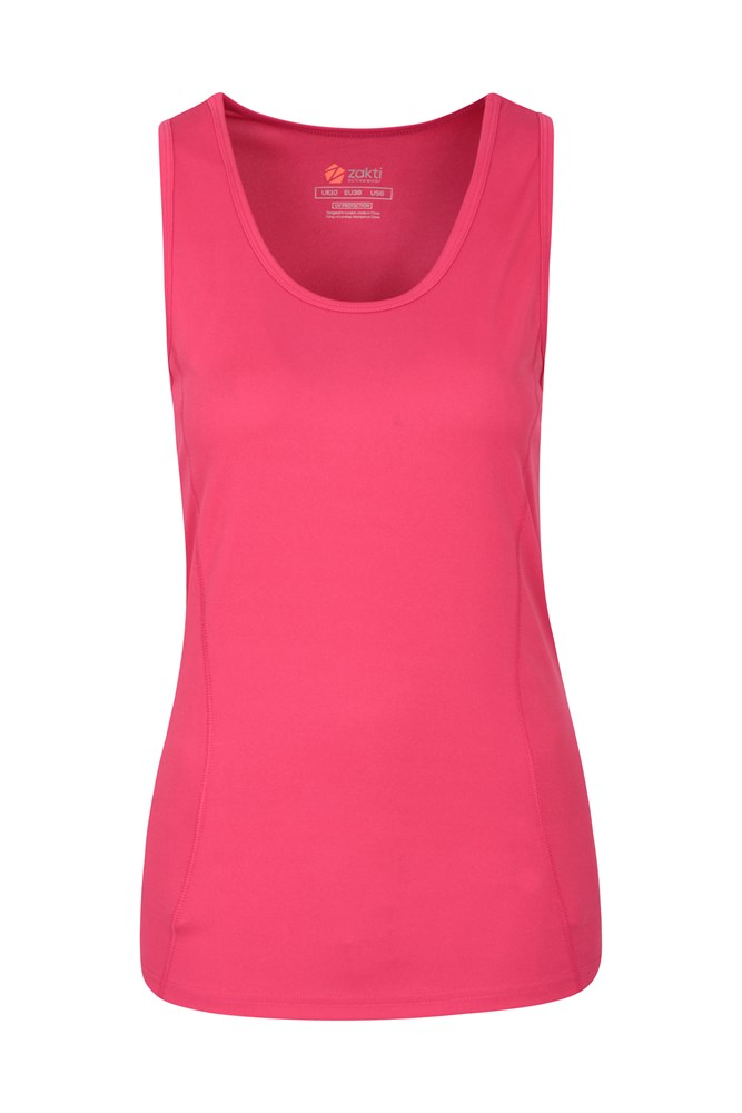 Climate Womens Vest - Pink