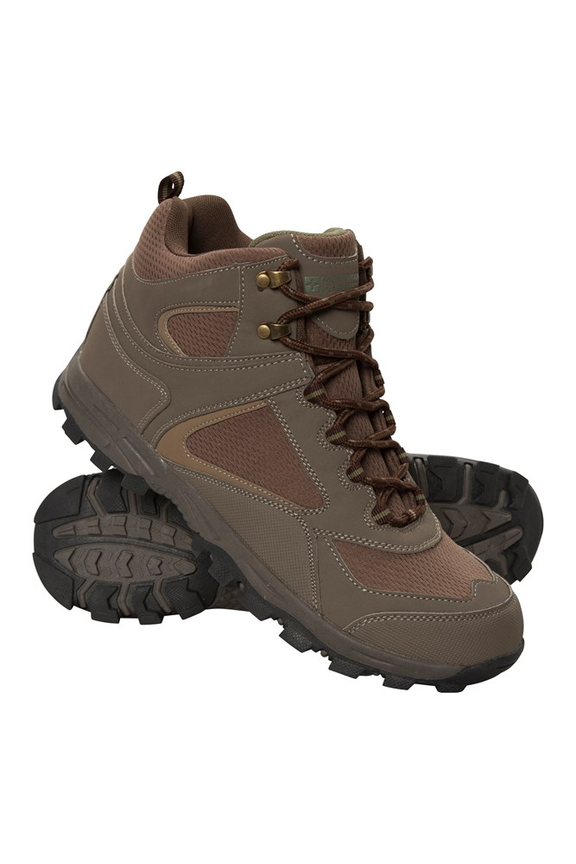 Mcleod Mens Boots - Green
