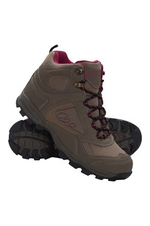 Mcleod Wide Fit Womens Boots