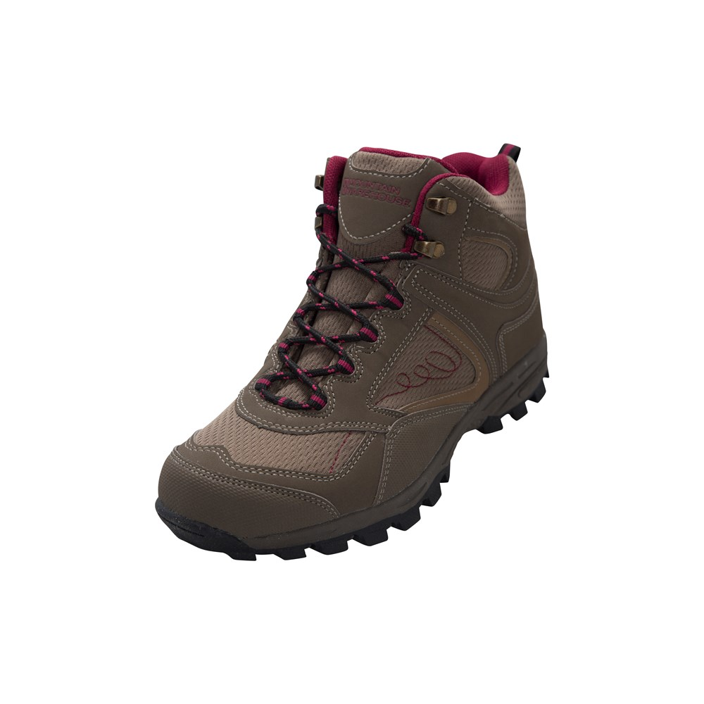 Mountain Warehouse Womens Boots with Durable and Padded Tounge /& Ankle Extra
