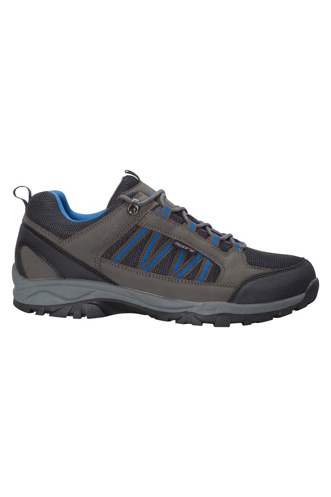 Path Waterproof Mens Walking Shoes