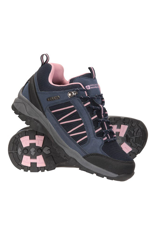 Mountain Warehouse Path Mens Walking Shoes Waterproof Gym Shoes