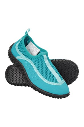 a110f5ad627c Bermuda Kids Aqua Shoes