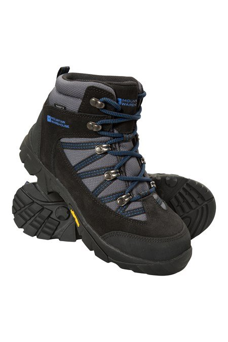 021460 EDINBURGH VIBRAM WATERPROOF KIDS BOOT
