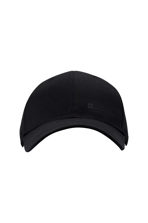 Mens Baseball Cap - Black