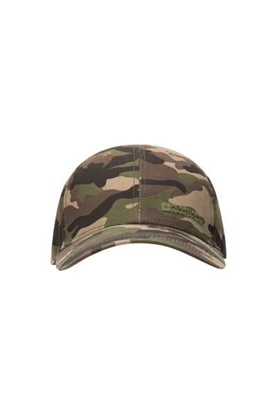 Mens Baseball Cap - Green