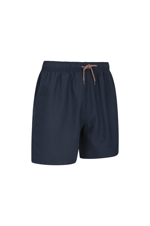 Mountain Warehouse Uni Stretch Printed Pack Away Swim Short Beach Shorts