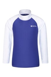 Kids Long Sleeved Rash Vest