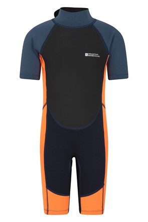 Kids Shorty Wetsuit