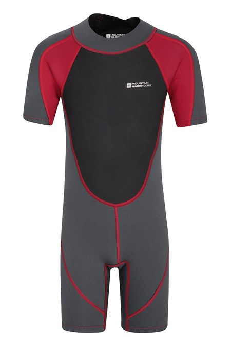 021515 SHORTY KIDS WETSUIT