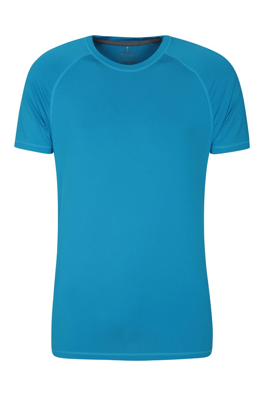 S/échage Rapide /évacuation de la Transpiration pour Sports dext/érieur et randonn/ée Mountain Warehouse T-Shirt Agra l/éger et Respirant pour Femme