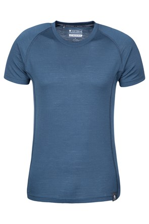 T-Shirt Summit Merino Hommes