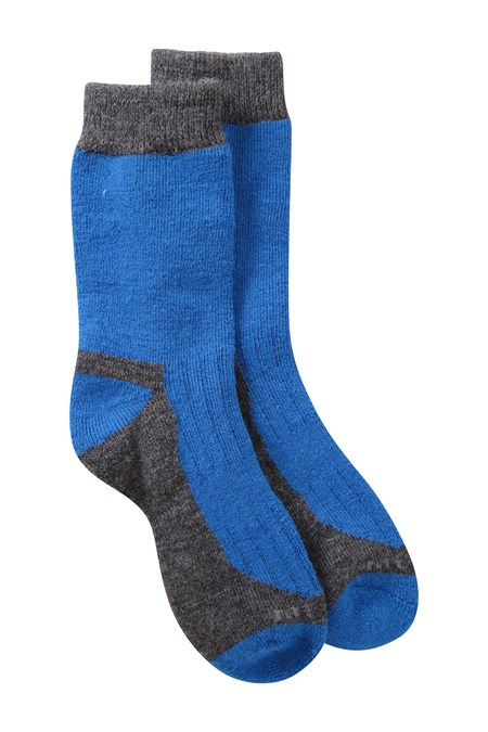 021584 MERINO KIDS SOCK