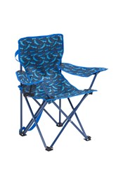 Patterned Mini Folding Chair