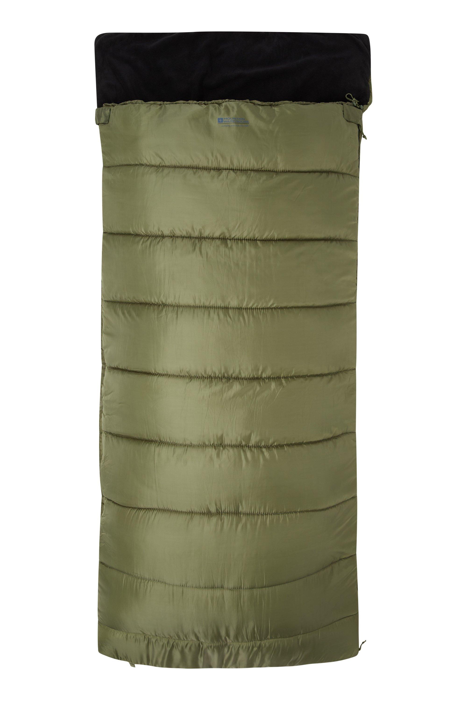 Sutherland Fishing Style Sleeping Bag - Green