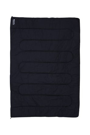 Double Check Flannel Sleeping Bag