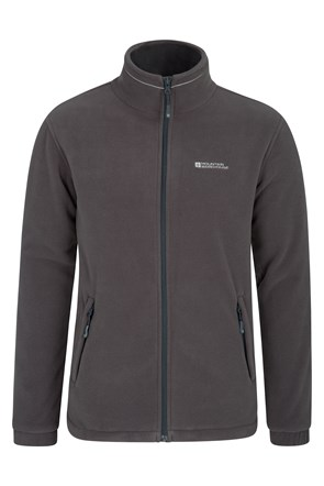 Bernard Mens Windproof Fleece