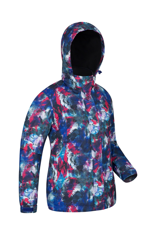 fa71a6383303 Doublé Femme Sports Polaire Hiver Mountain Ski Veste Warehouse 87qtxI