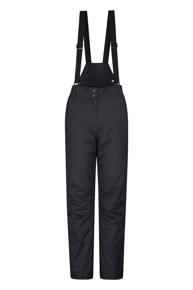 Moon Womens Ski Pants - Black