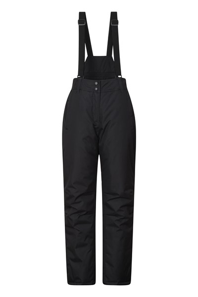 Moon Womens Ski Pants - Black