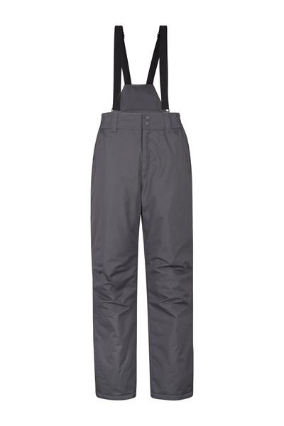 Dusk Mens Ski Pants - Grey