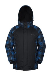 Shadow Mens Printed Ski Jacket