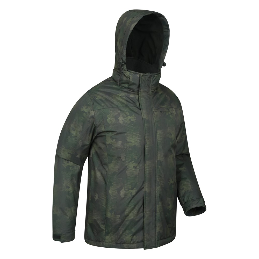 Mountain-Warehouse-Mens-Snowproof-Ski-Jacket-with-Insulated-and-Fleece-Lined thumbnail 10
