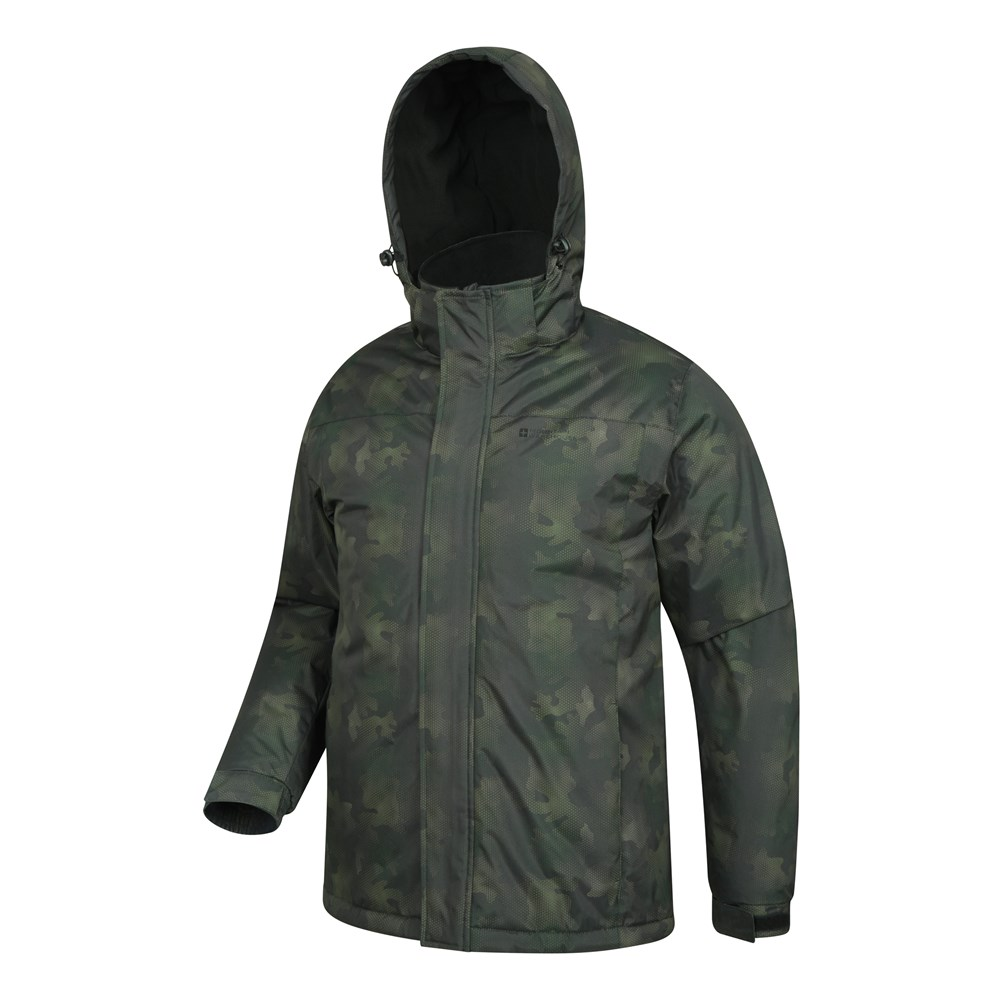 Mountain-Warehouse-Mens-Snowproof-Ski-Jacket-with-Insulated-and-Fleece-Lined thumbnail 11