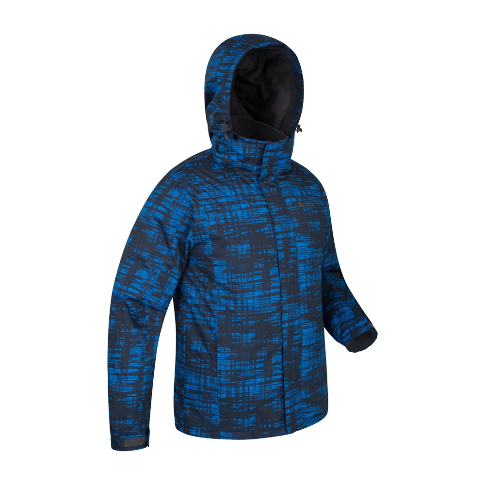 Mountain-Warehouse-Mens-Snowproof-Ski-Jacket-with-Insulated-and-Fleece-Lined thumbnail 14