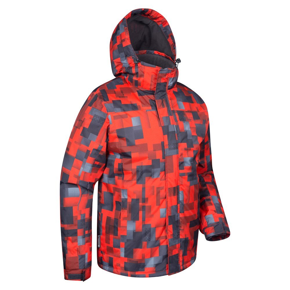 Mountain-Warehouse-Mens-Snowproof-Ski-Jacket-with-Insulated-and-Fleece-Lined thumbnail 22