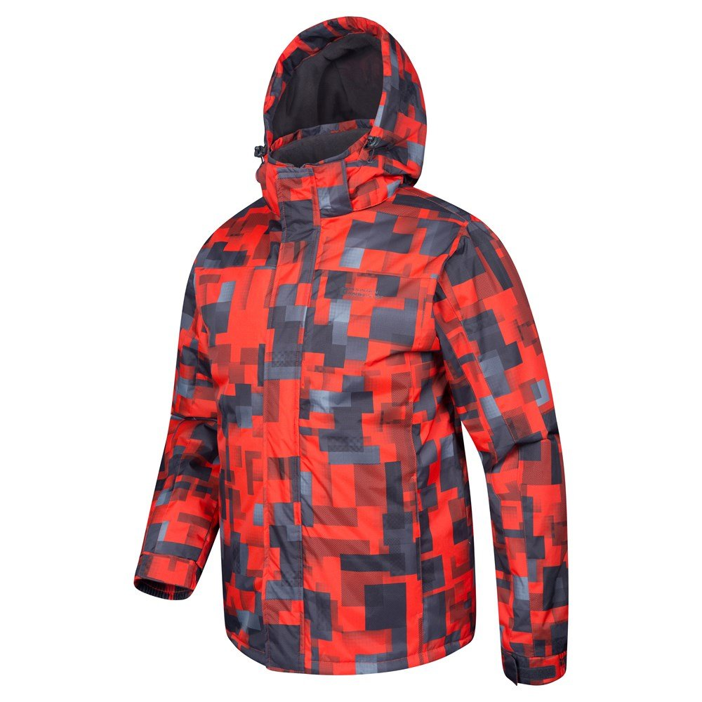Mountain-Warehouse-Mens-Snowproof-Ski-Jacket-with-Insulated-and-Fleece-Lined thumbnail 23