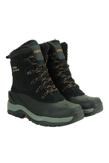 021931 OFF-PISTE EXTREME WATERPROOF THERMAL SNOW BOOT
