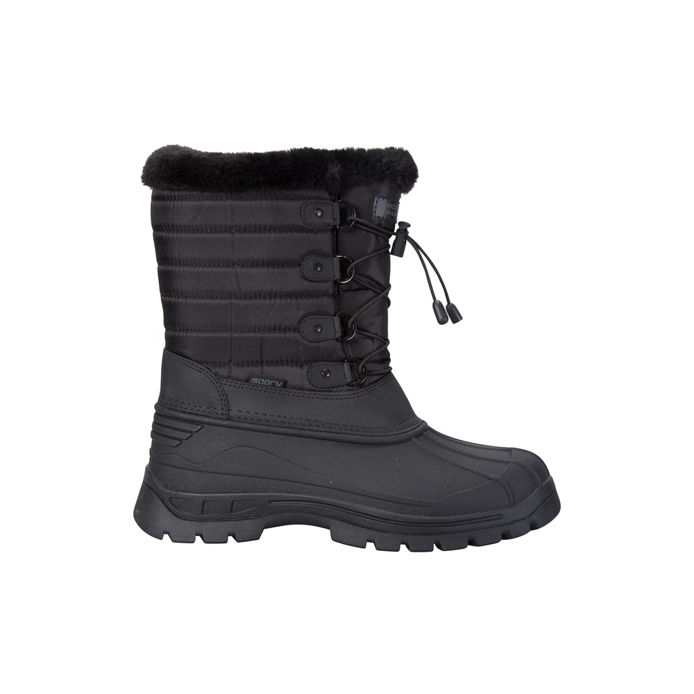 Mountain-Warehouse-Whistler-Womens-Snow-Boots-Winter-Walking-Snowproof-Ladies thumbnail 6