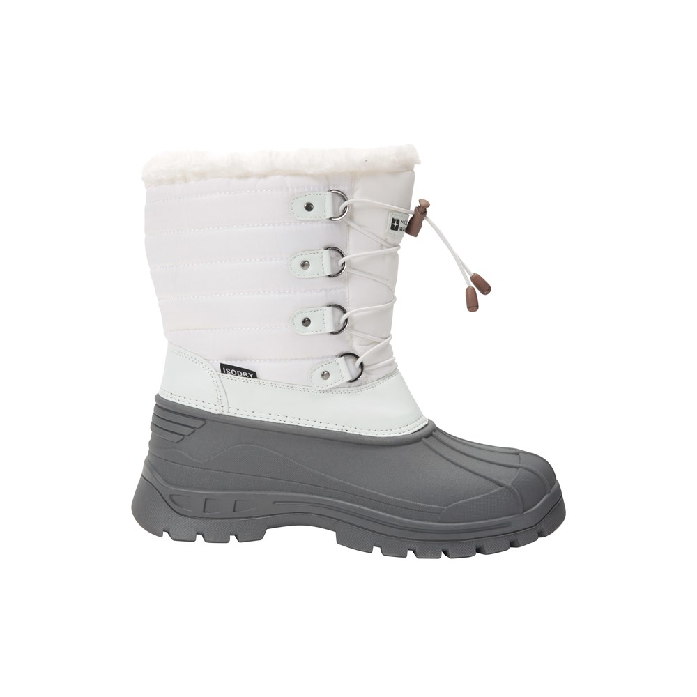 Mountain-Warehouse-Whistler-Womens-Snow-Boots-Winter-Walking-Snowproof-Ladies thumbnail 10