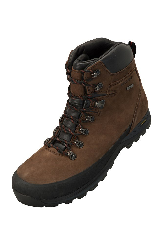 Mountain Warehouse Rapid Mens Waterproof Hiking Boots