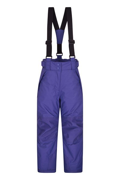 Falcon Extreme Kids Ski Pants - Navy