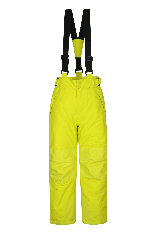 Mountain Warehouse Falcon Extreme Wasserfeste Kinder Skihose