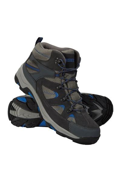 Prospect Mens Waterproof Softshell Boots - Grey