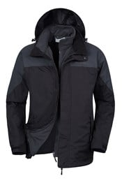 Storm Mens 3 in 1 Waterproof Jacket