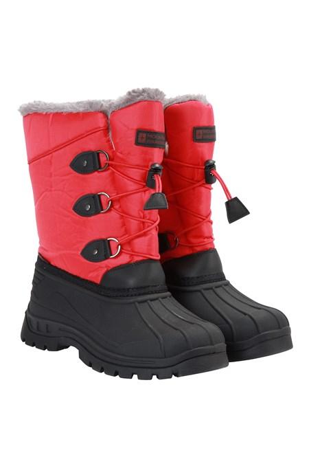 021970 WHISTLER KIDS SNOW BOOT