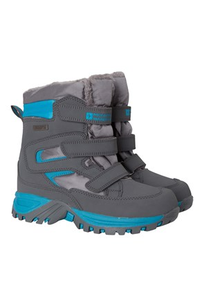 Chill Kids Winter Snow Boots