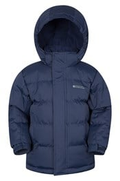 Snow Kids Showerproof Padded Jacket